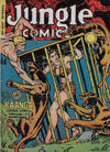 Cover for Jungle Comics (H. John Edwards, 1950 ? series) #21