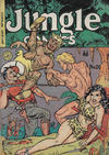 Cover for Jungle Comics (H. John Edwards, 1950 ? series) #26