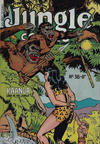 Cover for Jungle Comics (H. John Edwards, 1950 ? series) #38