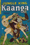 Cover for Kaänga Comics (H. John Edwards, 1950 ? series) #8
