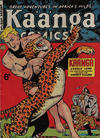 Cover for Kaänga Comics (H. John Edwards, 1950 ? series) #14