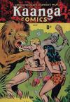 Cover for Kaänga Comics (H. John Edwards, 1950 ? series) #29