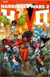 Cover Thumbnail for Harbinger Wars 2 (2018 series) #1 [Cover D - Juan José Ryp]