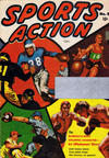 Cover for Sports Action (Bell Features, 1951 series) #8