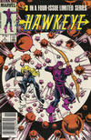 Cover Thumbnail for Hawkeye (1983 series) #3 [Canadian]