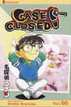 Cover for Case Closed (Viz, 2004 series) #66