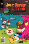 Cover Thumbnail for Walt Disney Huey, Dewey and Louie Junior Woodchucks (1966 series) #52 [Whitman]