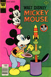 Cover for Mickey Mouse (Western, 1962 series) #175 [Whitman]