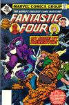 Cover Thumbnail for Fantastic Four (1961 series) #193 [Whitman]