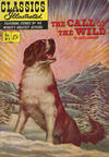 Cover for Classics Illustrated (Gilberton, 1947 series) #91 [O] - The Call of the Wild [HRN 125]