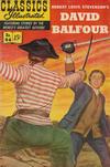 Cover for Classics Illustrated (Gilberton, 1947 series) #94 [O] - David Balfour [HRN 167]