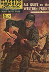 Cover for Classics Illustrated (Gilberton, 1947 series) #95 [O] - All Quiet on the Western Front [HRN 167]