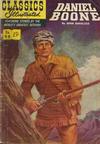 Cover for Classics Illustrated (Gilberton, 1947 series) #96 - Daniel Boone [HRN 128]