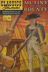 Cover for Classics Illustrated (Gilberton, 1947 series) #100 [O] - Mutiny on the Bounty [HRN 167]