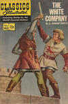 Cover for Classics Illustrated (Gilberton, 1947 series) #102 - The White Company [HRN 165]