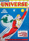 Cover for Captain Universe (Arnold Book Company, 1954 series) #2