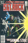 Cover for Sgt. Rock (DC, 1977 series) #414 [Canadian]
