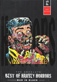Cover Thumbnail for The Absolute Best of Harvey Horrors (PS, 2016 series) #1
