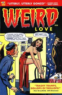 Cover Thumbnail for Weird Love (IDW, 2014 series) #24