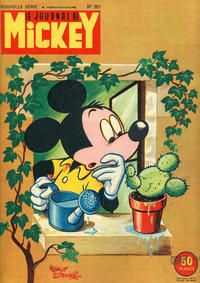 Cover Thumbnail for Le Journal de Mickey (Disney Hachette Presse, 1952 series) #301