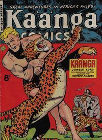 Cover Thumbnail for Kaänga Comics (H. John Edwards, 1950 ? series) #14