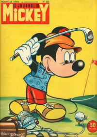 Cover Thumbnail for Le Journal de Mickey (Disney Hachette Presse, 1952 series) #322