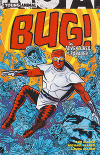 Cover Thumbnail for Bug! The Adventures of Forager (DC, 2018 series)