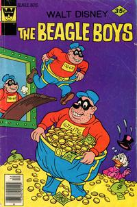 Cover Thumbnail for Walt Disney The Beagle Boys (Western, 1964 series) #39 [Whitman]