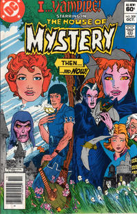 Cover Thumbnail for House of Mystery (DC, 1951 series) #309 [Newsstand]
