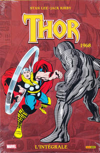 Cover Thumbnail for Thor : l'intégrale (Panini France, 2007 series) #1968