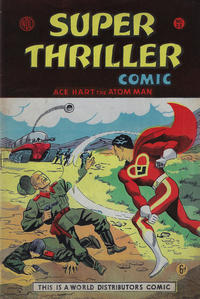 Cover Thumbnail for Super Thriller Comic (World Distributors, 1947 series) #22