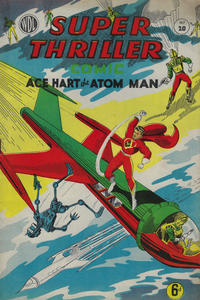 Cover Thumbnail for Super Thriller Comic (World Distributors, 1947 series) #20