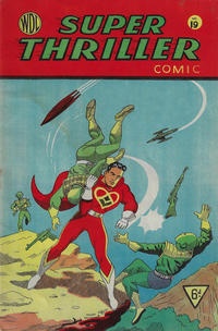 Cover Thumbnail for Super Thriller Comic (World Distributors, 1947 series) #19