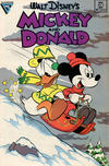 Cover for Walt Disney's Mickey and Donald (Gladstone, 1988 series) #2 [Newsstand]