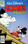 Cover for Walt Disney's Comics and Stories (Disney, 1990 series) #578 [Newsstand]