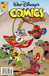 Cover for Walt Disney's Comics and Stories (Disney, 1990 series) #583 [Newsstand]