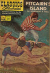 Cover for Classics Illustrated (Gilberton, 1947 series) #109 [O] - Pitcairn's Island [HRN 166]