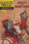 Cover for Classics Illustrated (Gilberton, 1947 series) #108 - Knights of the Round Table [HRN 165]