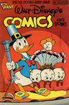 Cover for Walt Disney's Comics and Stories (Gladstone, 1986 series) #546 [Newsstand]