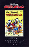 Cover for Anders And & Co. – Den komplette årgang (Egmont, 1999 series) #1/1950