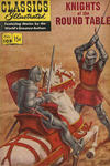 Cover for Classics Illustrated (Gilberton, 1947 series) #108 - Knights of the Round Table [HRN 167]