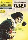 Cover for Illustrierte Klassiker [Classics Illustrated] (Norbert Hethke Verlag, 1991 series) #72 - Die schwarze Tulpe