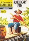 Cover for Illustrierte Klassiker [Classics Illustrated] (Norbert Hethke Verlag, 1991 series) #73 - Huckleberry Finn