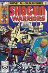 Cover Thumbnail for Shogun Warriors (1979 series) #14 [British]