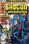 Cover Thumbnail for Shogun Warriors (1979 series) #16 [British]