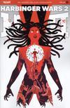 Cover for Harbinger Wars 2: Prelude (Valiant Entertainment, 2018 series) #1 [Cover A - Raúl Allén]