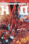 Cover for Harbinger Wars 2: Prelude (Valiant Entertainment, 2018 series) #1 [Cover D - Felipe Massafera]