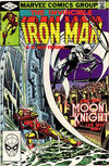 Cover for Iron Man (Marvel, 1968 series) #161 [Direct]