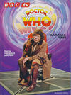 Cover for The Dr Who Annual (World Distributors, 1965 series) #1981