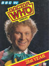 Cover for The Dr Who Annual (World Distributors, 1965 series) #1985
